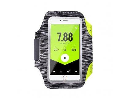 Sportovní pouzdro na ruku pro iPhone - Devia, EasyGo Armband