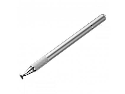 Dotykové pero / stylus - Baseus, Pen Silver