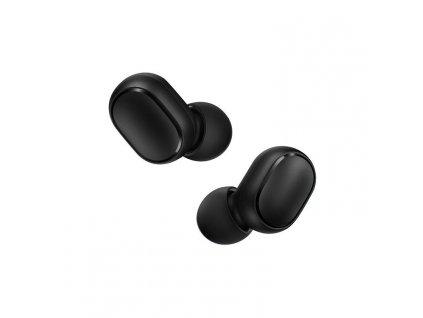 Bezdrátová sluchátka - Xiaomi, Redmi AirDots Black - ROZBALENO