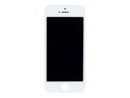LCD displej a dotyková deska pro iPhone 5 White