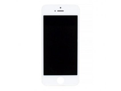 LCD displej a dotyková deska pro iPhone 5S / SE White