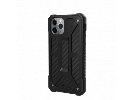 Ochranný kryt na iPhone 11 Pro - UAG, Monarch Carbon Fiber