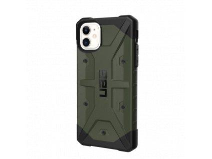 Ochranný kryt na iPhone 11 - UAG, Pathfinder Olive Drap