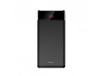 Externí baterie / powerbanka - Baseus, Mini CU 10000mAh Black