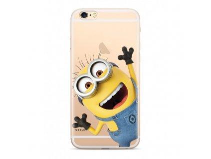 Ochranný kryt pro iPhone 5 / 5S / SE - Minions, 002