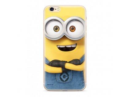 Ochranný kryt pro iPhone X / XS - Minions, 029