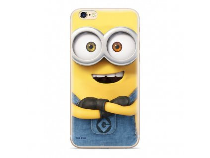 Ochranný kryt pro iPhone XR - Minions, 029