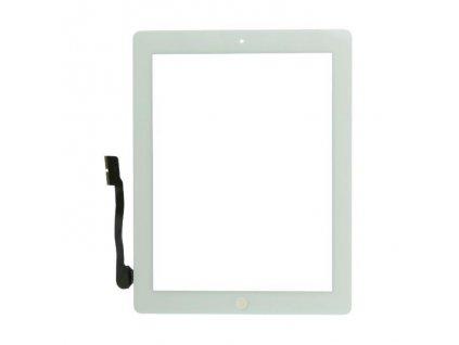 Dotykové sklo (touch screen) pro iPad 3 White