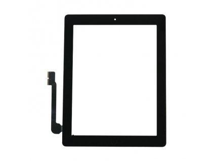 Dotykové sklo (touch screen) pro iPad 4 Black