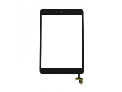 Dotykové sklo (touch screen) pro iPad mini 1/2 Black