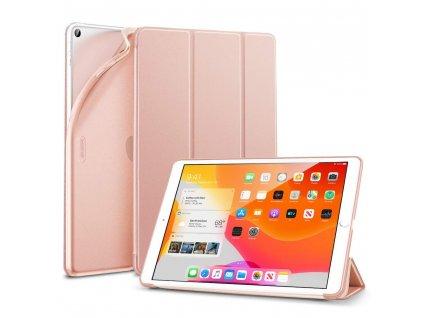 Pouzdro / kryt pro iPad 10.2 (2019) - ESR, REBOUND ROSE