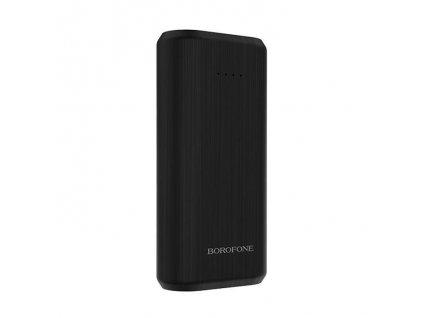 Externí baterie / powerbanka - Borofone, BT2 Fullpower 5200mAh Black