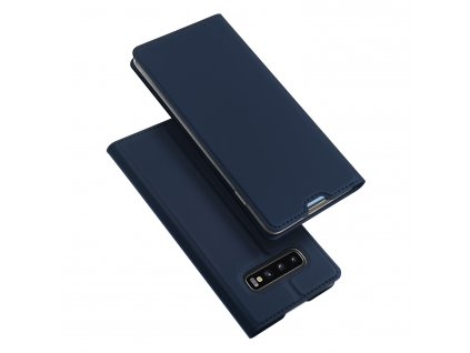 Pouzdro pro Samsung Galaxy S10 - DuxDucis, SkinPro Blue