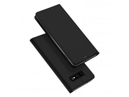 Pouzdro pro Samsung Galaxy S10E - DuxDucis, SkinPro Black