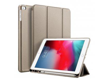 Pouzdro pro iPad 2018 / iPad 2017 / iPad Air 2 / iPad Air 1 - DuxDucis, Osom Gold