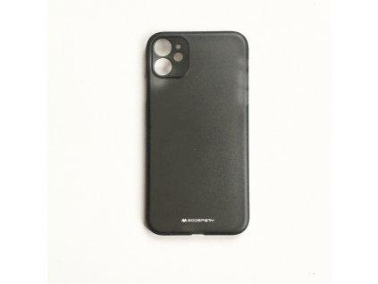 Ultratenký kryt pro iPhone 11 - Mercury, UltraSkin Black