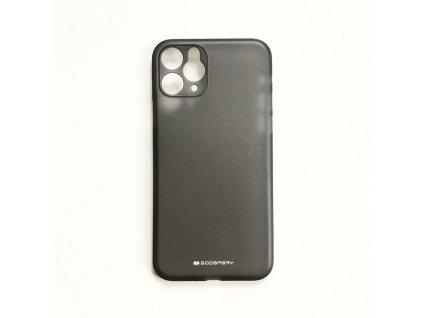 Ultratenký kryt pro iPhone 11 Pro MAX - Mercury, UltraSkin Black
