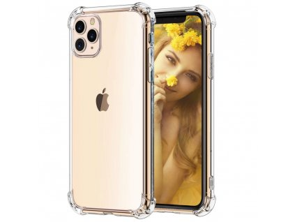 Ochranný kryt pro iPhone 11 Pro MAX - Mercury, SuperProtect Transparent