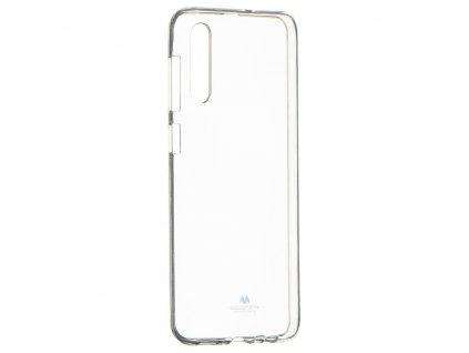 Pouzdro / kryt pro Samsung GALAXY A50 A505F - Mercury, Jelly Transparent