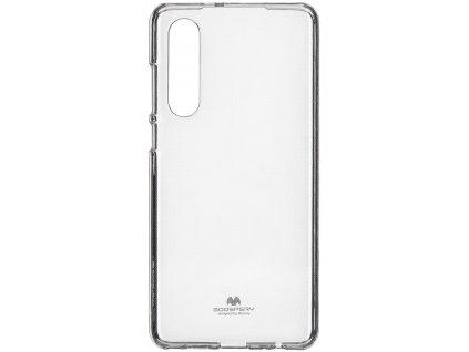 Pouzdro / kryt pro Huawei P30 - Mercury, Jelly Transparent