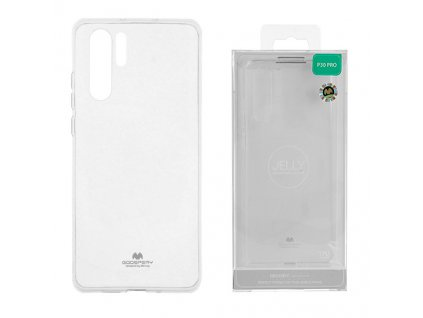 Pouzdro / kryt pro Huawei P30 PRO - Mercury, Jelly Transparent
