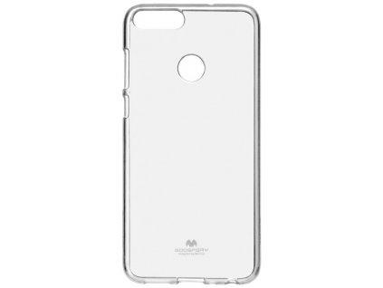 Pouzdro / kryt pro Xiaomi Redmi Note 7 - Mercury, Jelly Transparent