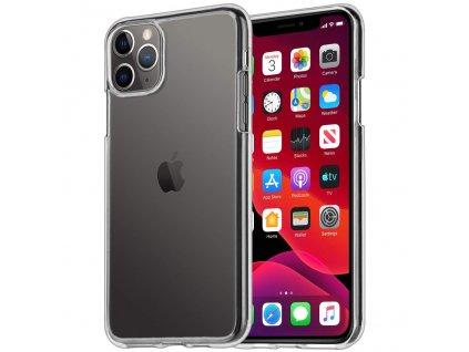 Ochranný kryt pro iPhone 11 Pro MAX - Mercury, Jelly Transparent