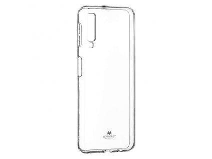 Pouzdro / kryt pro Samsung GALAXY A7 (2018) A750 - Mercury, Jelly Transparent