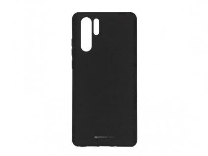 Pouzdro / kryt pro Huawei P30 PRO - Mercury, Soft Feeling Black