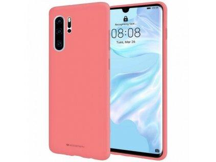 Pouzdro / kryt pro Huawei P30 PRO - Mercury, Soft Feeling Pink