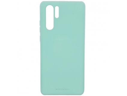 Pouzdro / kryt pro Huawei P30 PRO - Mercury, Soft Feeling Mint