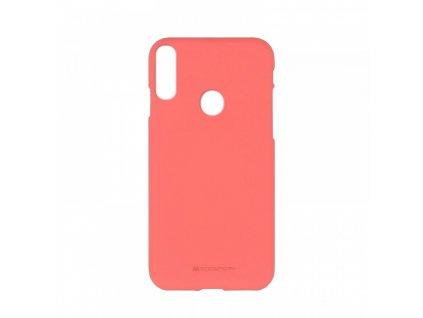 Pouzdro / kryt pro Samsung GALAXY A40 A405F - Mercury, Soft Feeling Pink