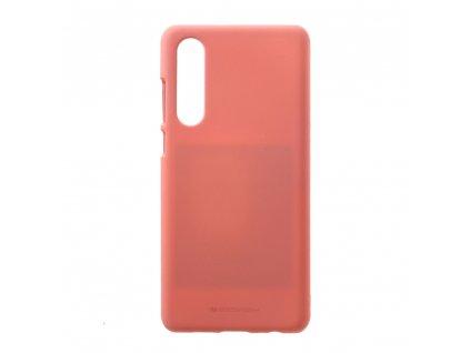 Pouzdro / kryt pro Huawei P30 - Mercury, Soft Feeling Pink