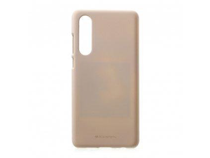 Pouzdro / kryt pro Huawei P30 - Mercury, Soft Feeling Pink Sand