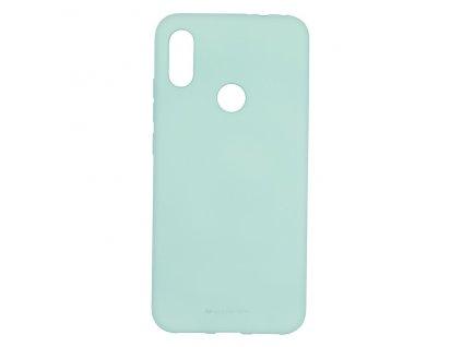 Pouzdro / kryt pro Xiaomi Redmi Note 7 - Mercury, Soft Feeling Mint
