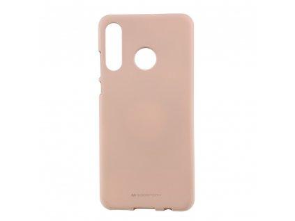 Pouzdro pro Huawei P30 LITE - Mercury, Soft Feeling Pink Sand