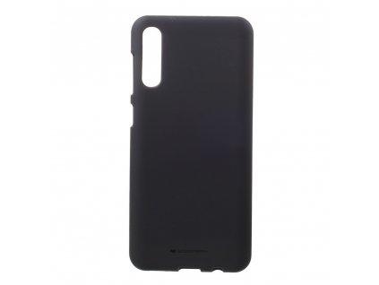 Pouzdro / kryt pro Samsung GALAXY A50 A505F - Mercury, Soft Feeling Black