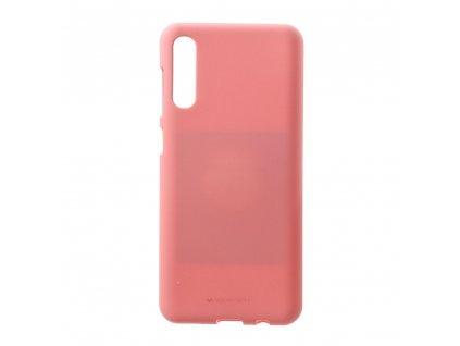Pouzdro / kryt pro Samsung GALAXY A50 A505F - Mercury, Soft Feeling Pink