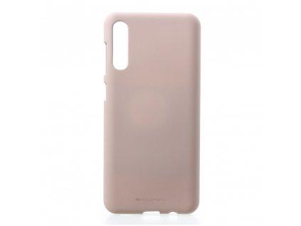 Pouzdro / kryt pro Samsung GALAXY A50 A505F - Mercury, Soft Feeling Pink Sand
