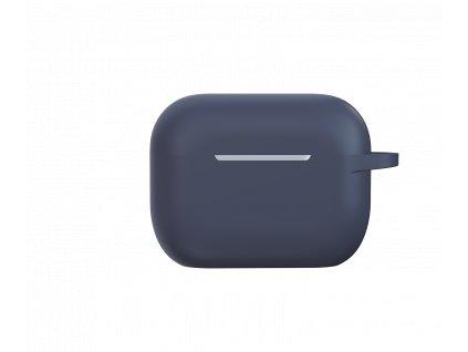 Pouzdro na sluchátka AirPods Pro - Devia, Naked Case Blue