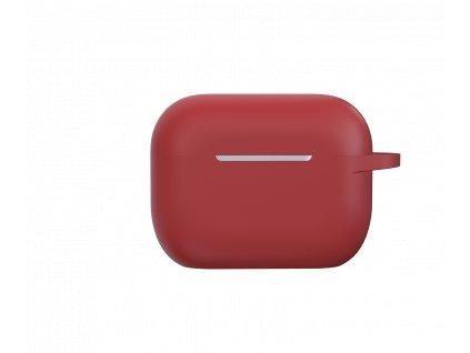 Pouzdro na sluchátka AirPods Pro - Devia, Naked Case Red