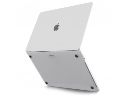 Polykarbonátové pouzdro na MacBook Pro 16 (2019) - Tech-Protect, SmartShell Matte Clear