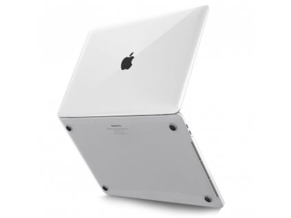 Polykarbonátové pouzdro na MacBook Pro 16 (2019) - Tech-Protect, SmartShell Crystal Clear
