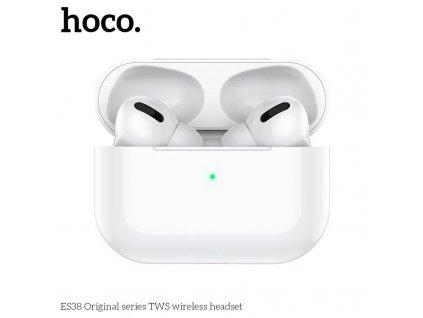 Bezdrátová sluchátka - Hoco, ES38 Original White