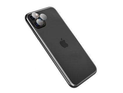 Sada ochranných fólií na čočky zadní kamery iPhone 11 Pro - Hoco, Lens Film