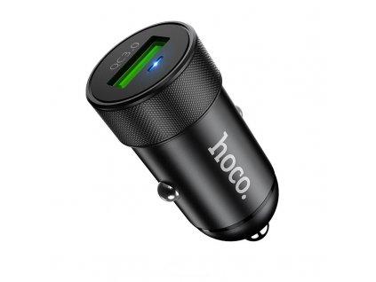 Auto-nabíječka pro iPhone a iPad - HOCO, Z32 SpeedUp QC3.0