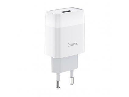 Nabíjecí AC adaptér pro iPhone a iPad - Hoco, C72A Glorious 2.1A