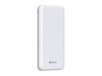 Externí baterie / powerbanka - Devia, Guardian 20000mah White