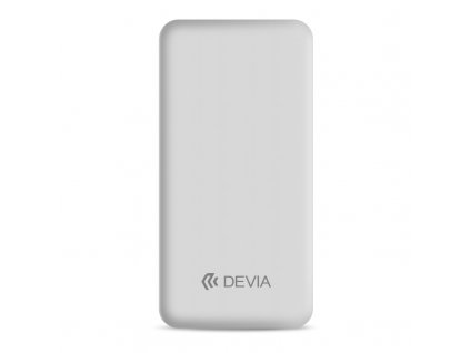 Externí baterie / powerbanka - Devia, Smart Speed 10000mah White