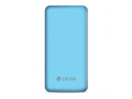 Externí baterie / powerbanka - Devia, Smart Speed 10000mah Blue